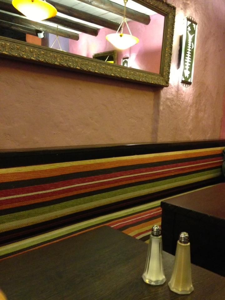 intérieur salle El rancho boulogne - les restos de boulogne