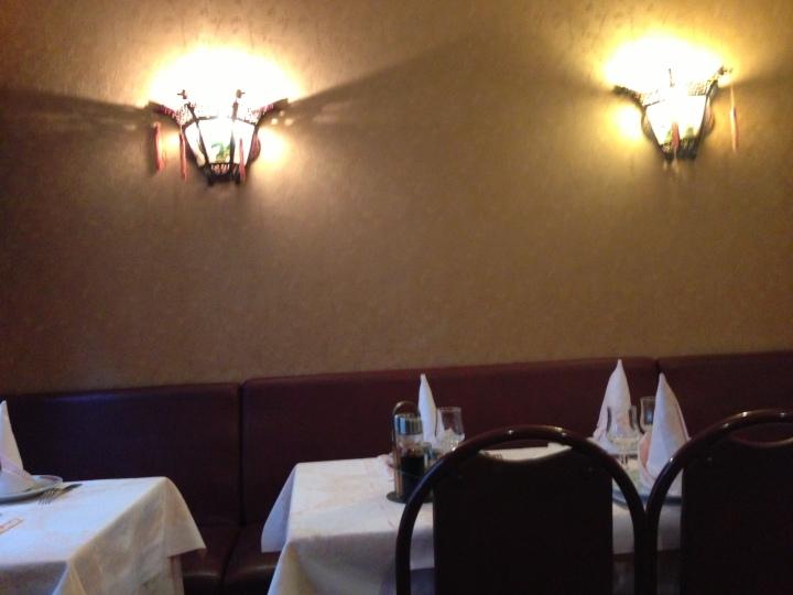 intérieur restaurant chinois ming lung - les restos de boulogne