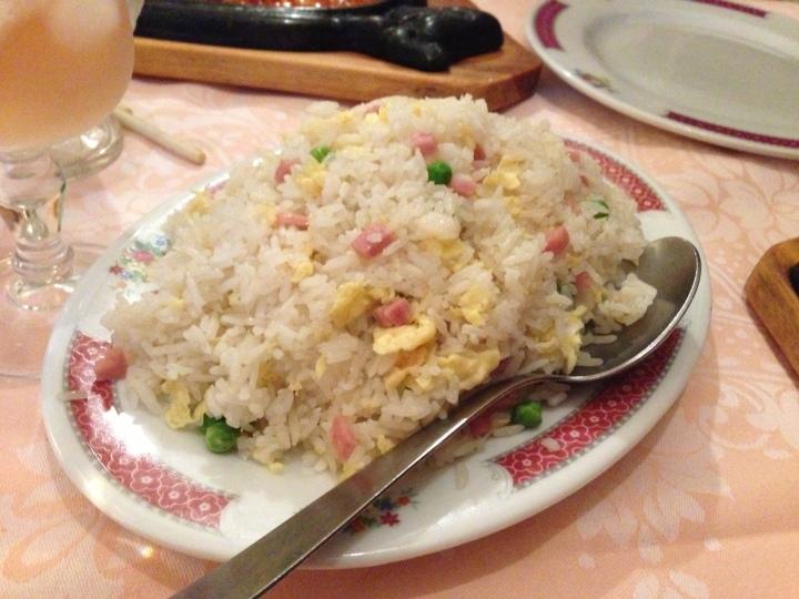 riz cantonné ming lung - les restos de boulogne