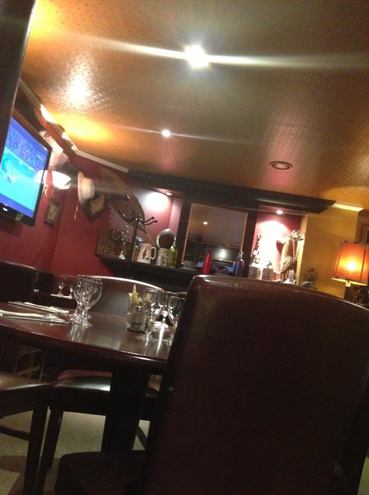 intérieur restaurant le k 2 - les restos de boulogne