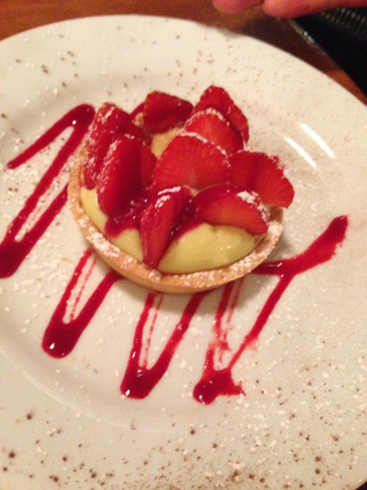 tarte sablée aux fraises - les galopins