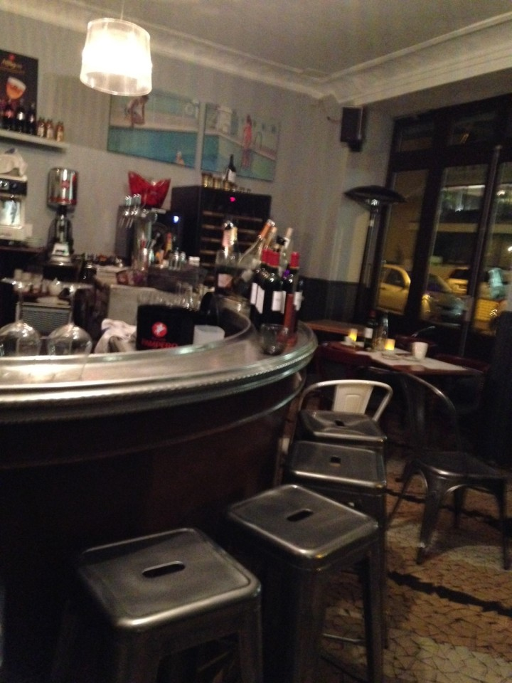 bar 158 Coté Piscine