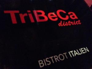 tribeca bistrot italien