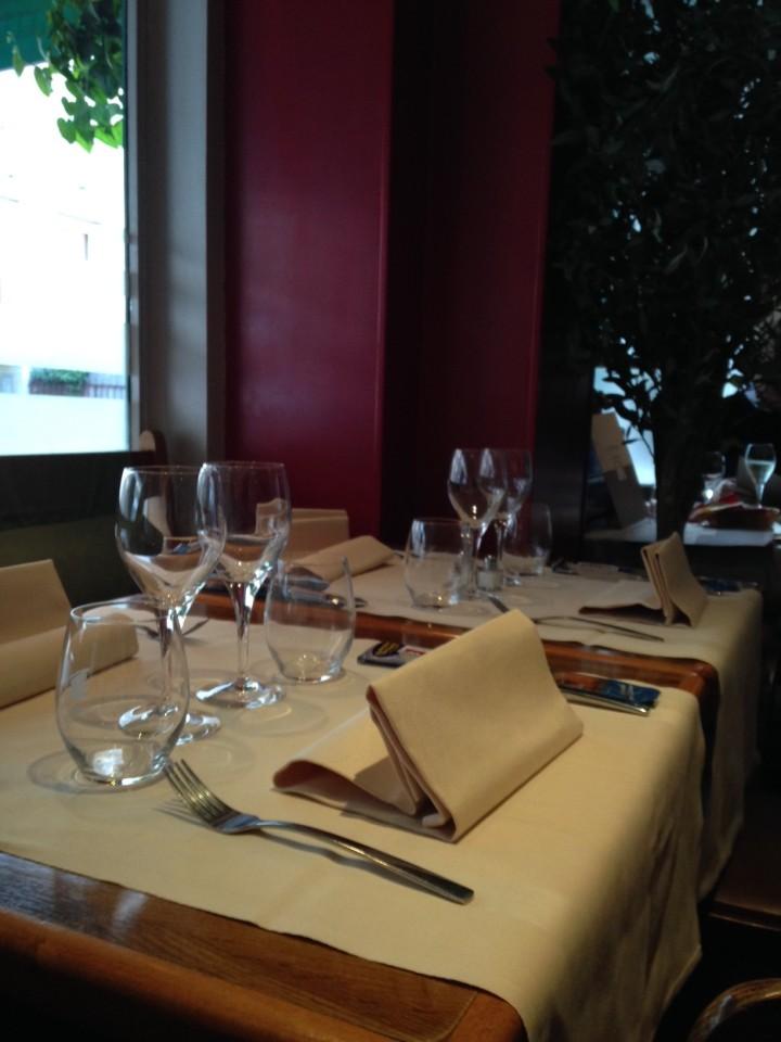 intérieur A tavola
