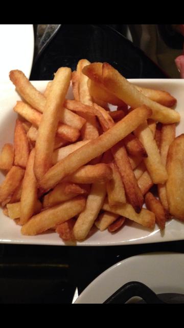 frites maison café du théatre