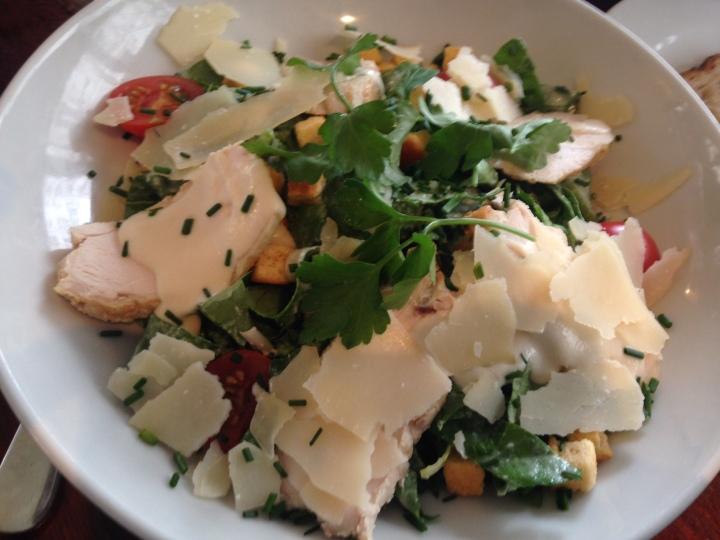 caesar salade -le grillon