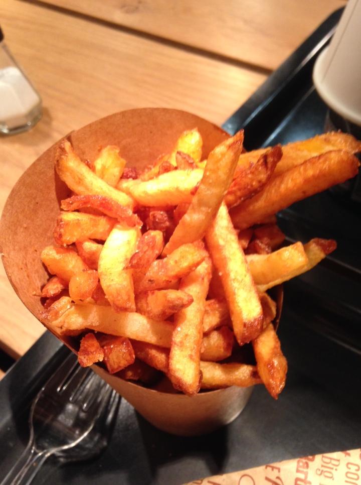 frites big fernand