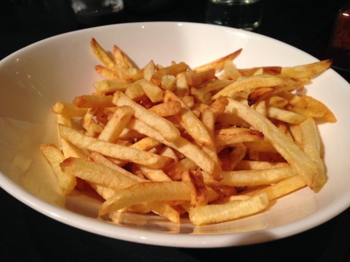 frites comptoir des viandes