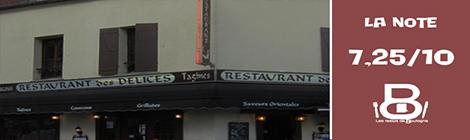 restaurant des délices