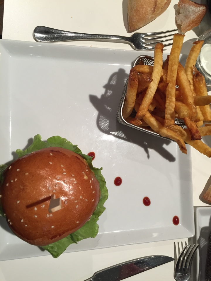 burger montagnard 86 coté studio