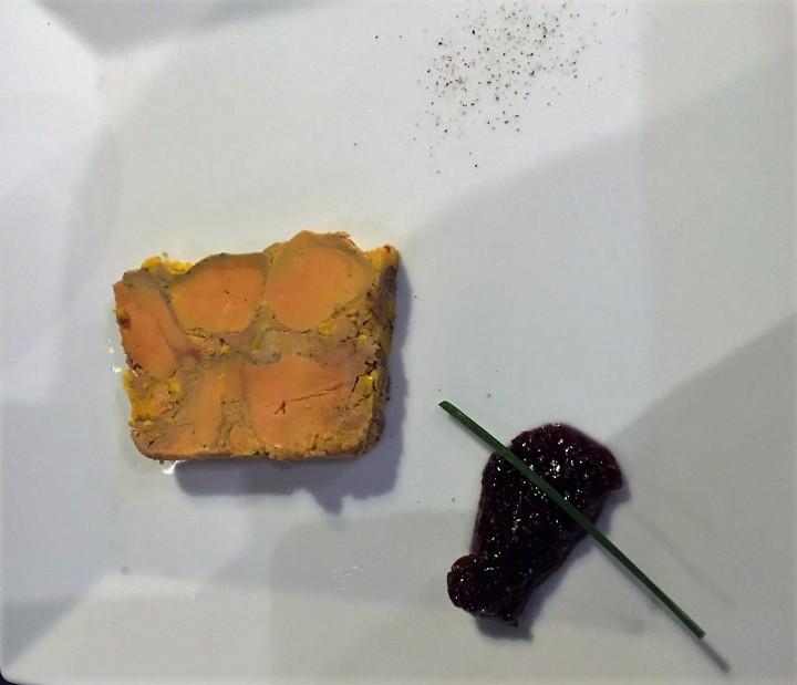 Foie gras de canard - La Grange