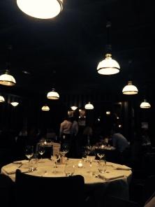 Intérieur restaurant l'île - les restos de Boulogne