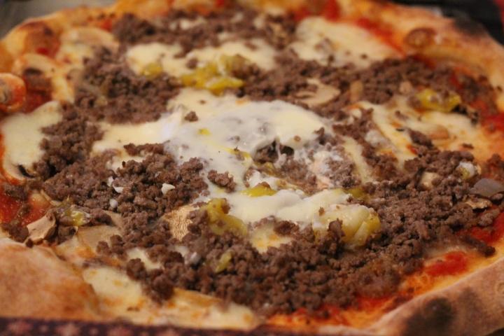 Fratelli Pastore pizza Di Stefano - Take Eat Easy