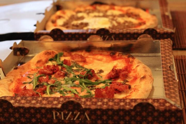 Fratelli Pastore - Take Eat Easy