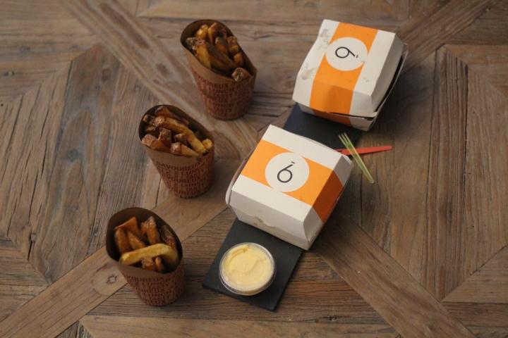 la table des frangins - Take Eat Easy