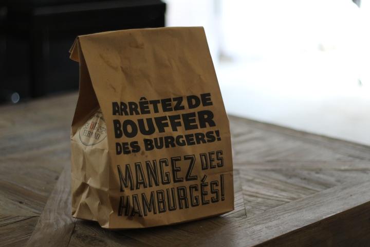 Sac livraison Big Fernand - Take eat easy