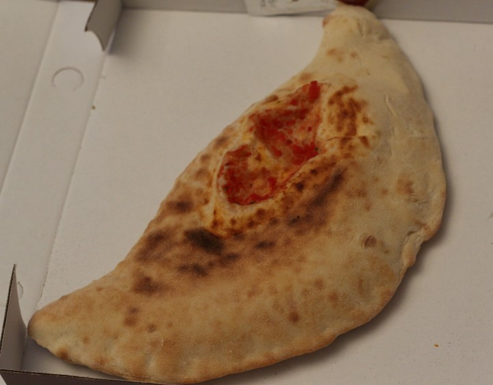 Il Gattopardo - Calzone - Take Eat Easy