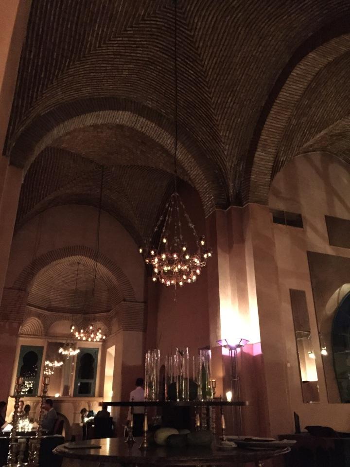 Salammbo - les deux tours marrakech