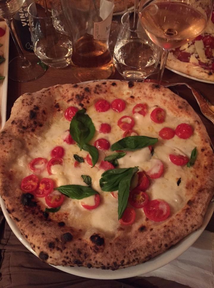 Pizza creative bufalina famigila rebellato boulogne